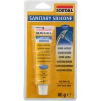 Санитарный силикон Соудал (блистер)