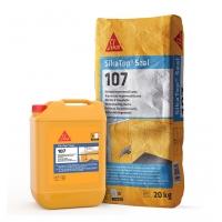 Эластичная минеральная гидроизоляция SikaTop®Seal-107 5 кг (компонент А)