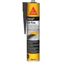 Огнестойкий вспучивающийся герметик Sikacryl®-620 Fire 300 мл