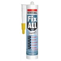 Прозрачный клей-герметик Fix All Crystal 290 мл