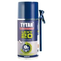 Пена монтажная всесезонная Tytan Professional Lexy 20 300 мл