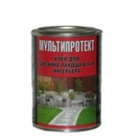 Полиуретановый клей для дизайна ландшафта и интерьера «МультиПротект® – ПУ» (2,4 литр)