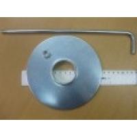 Приспособление Follower plate 6 dia  для заправки пистолета герметиком ø15 см