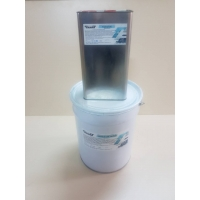 Двухкомпонентный полиуретановый тиксотропный клей Tiamat 2K-30T/5 (комплект 30 кг)