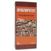 Фасадный лак  МУЛЬТИПРОТЕКТ-Л (канистра 5 литров) матовый