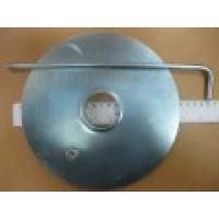 Приспособление для заправки пистолета герметиком Follower plate 8 ½ dia  ø 21,5 см