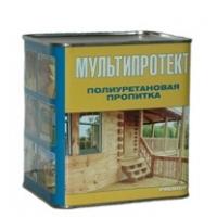 Универсальная полиуретановая пропитка «МультиПротект® – ПУ» (2,4 л)