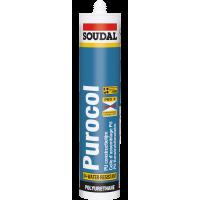 Конструкционный монтажный полиуретановый клей Purocol 300 мл