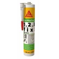 Прозрачный высокопрочный клей Sika MaxTack® Invisible 300 мл