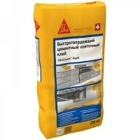 Быстротвердеющий цементный плиточный клей SikaCeram® Rapid