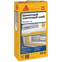 Цементный плиточный клей для внутренних работ SikaCeram® Fix 25 кг