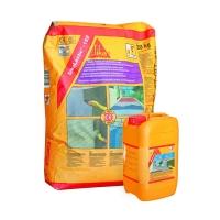 Быстротвердеющий цементный раствор Sikalastic®-152 8 кг (компонент А)