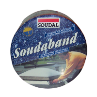 Кровельная лента Soudaband ALU 7,5 см*10 м