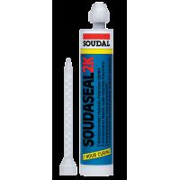Двухкомпонентный эластичный клей-герметик Soudaseal 2K 250 мл
