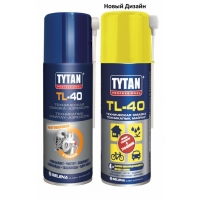 Техничекская смазка-аэрозоль Tytan Professional TL-40 150 мл