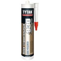 Строительный клей для зеркал Tytan Professional № 930 380 г