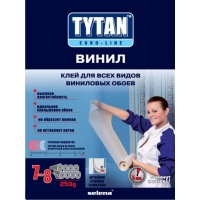 Клей для всех видов виниловых обоев Tytan Euro-line ВИНИЛ