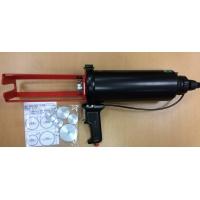 Пневматический пистолет для двухкомпонентных герметиков VBA 400A