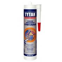 Герметик силиконовый строительный Tytan Professional белый 310 мл