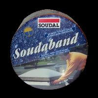 Кровельная лента Soudaband ALU 10 см*10 м
