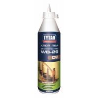 Клей ПВА Tytan Professional D2 для столярных работ 750 г