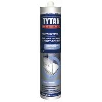 Герметик силиконовый санитарный Tytan Professional серый 310 мл