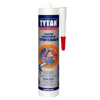 Герметик силиконовый строительный Tytan Professional бесцветный 310 мл