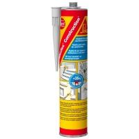 Однокомпонентный полиуретановый герметик для строительных швов Sikaflex® Construction+ 300 мл