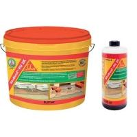 Двухкомпонентный полиуретановый жестко-эластичный клей SikaBond®-PU 2K (компонент А)