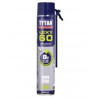 Пена монтажная всесезонная Tytan Professional Lexy 60 750 мл