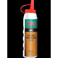 Полиуретановый быстросхватывающийся клей Akfix 360FC 560г