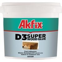 Клей PVAc для дерева Akfix D3 10кг