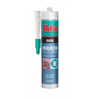Нейтральный силиконовый клей-герметик для зеркал Akfix 900N