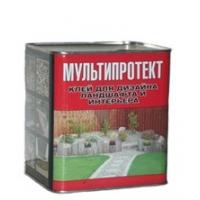 Полиуретановый клей для дизайна ландшафта и интерьера «МультиПротект® – ПУ» (20 литров)