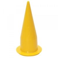 Дополнительные насадки пластиковые желтые