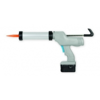 Аккумуляторный пистолет Electraflow 600 PLUS 18 V,Li-Ion,3,5 кН,картридж 310 мл