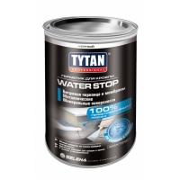 Герметик для кровли (битумная шпатлевка) TYTAN PROFESSIONAL WATER STOP 1 кг