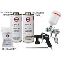 TBL Rubber Защита платформы пикапа глаткая 1л