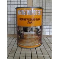 Ландшафтный лак полиуретановый (двухкомпонентный, светостойкий) «МультиПротект® – ПУ» глянцевый