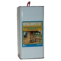 Универсальная полиуретановая пропитка «МультиПротект® – ПУ» (5 л)