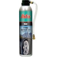Спрей для аварийного ремонта шин Akfix R60