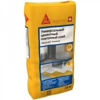 Цементный  клей для укладки керамической плитки, натурального, искусственного камня SikaCeram® Universal