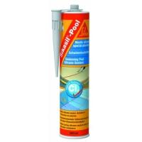 Водостойкий силиконовый герметик Sikasil®-Pool 300 мл