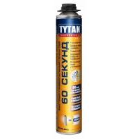 Быстрый пено-клей Tytan Professional 60 СЕКУНД 750 мл