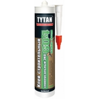 Строительный универсальный клей Tytan Professional Эко № 604 440 г