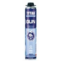 Пена профессиональная зимняя Tytan Euroline GUN 750 мл
