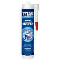 Герметик силиконовый санитарный Tytan Euro-Line 290 мл