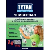 Клей для бумажных и легких виниловых обоев Tytan Euro-line УНИВЕРСАЛ