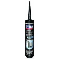 Герметик битумный для металлической кровли Tytan Professional 310 мл