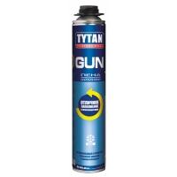 Пена профессиональная зимняя Tytan Professional GUN 750 мл